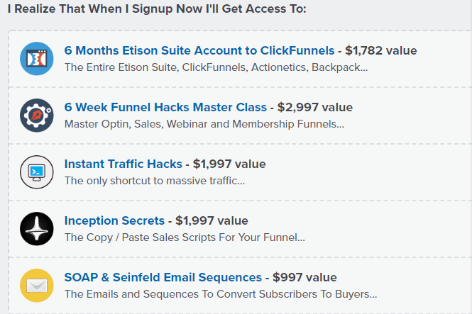 Funnel Hacks Pricing Guide
