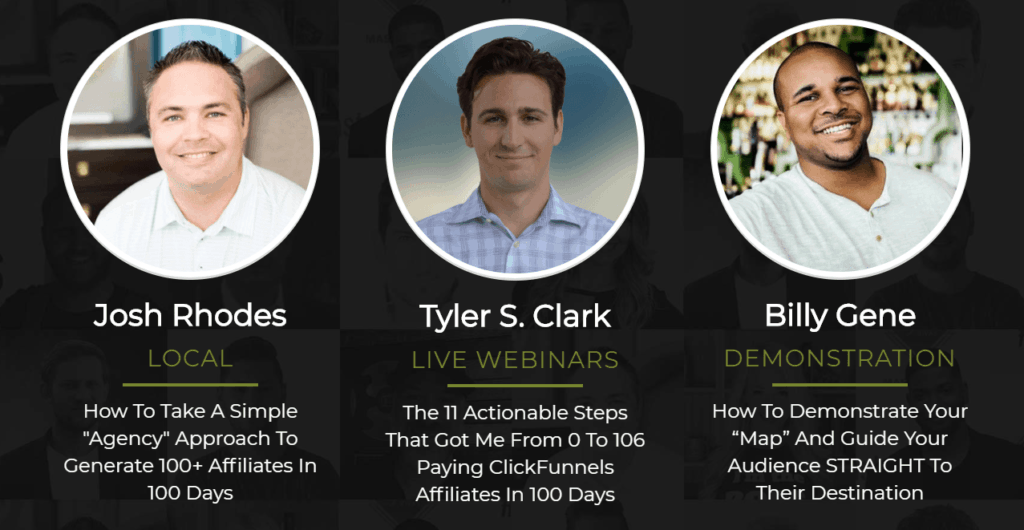 Top Clickfunnels Affiliates