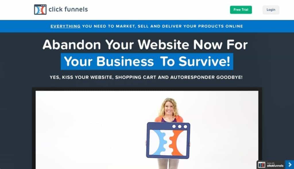 Clickfunnels Promotion