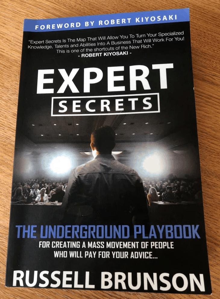 Expert Secrets Picture
