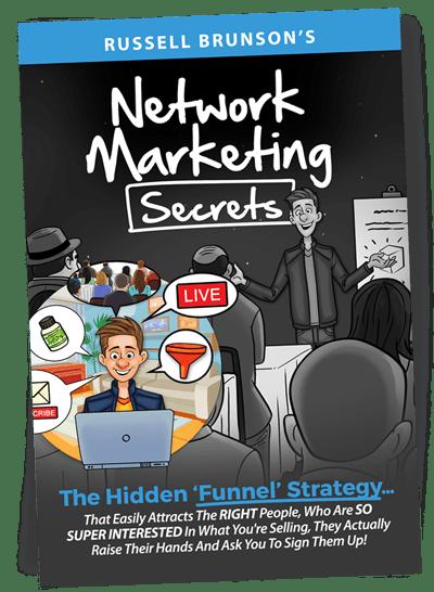 Network Marketing Secrets by Russell Brunson